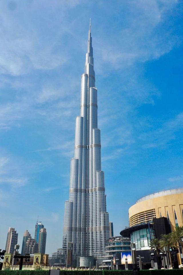 Dubai: sự quyến rũ của những điều đối lập - Ảnh 8.