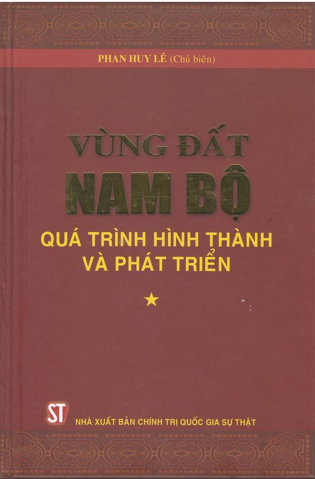 2 bộ sách được trao giải A Giải thưởng Sách Quốc gia 2019 - Ảnh 2.