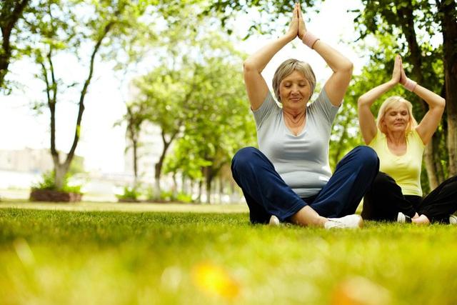 Yoga có lợi cho trí nhớ và điều tiết cảm xúc - Ảnh 3.