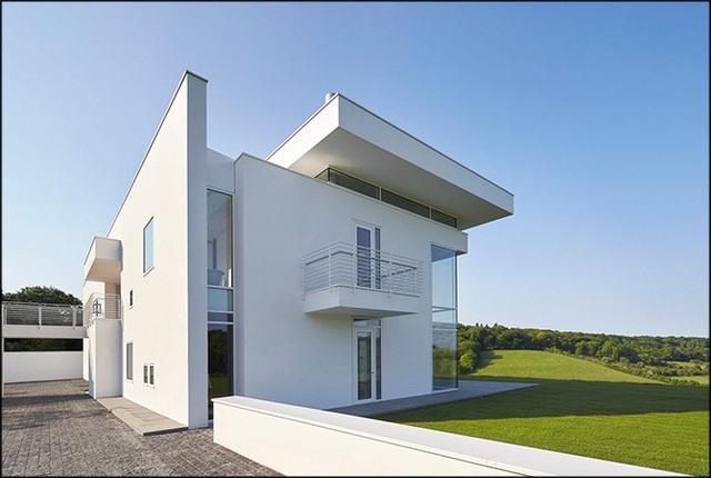 Ngắm nhìn ngôi nhà từng được giải thưởng kiến trúc của Mr Bean - Ảnh 3.