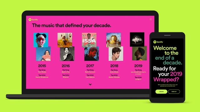 Những bài hát, nhạc sĩ và podcast nào được nghe nhiều nhất thập kỉ qua? - Ảnh 1.