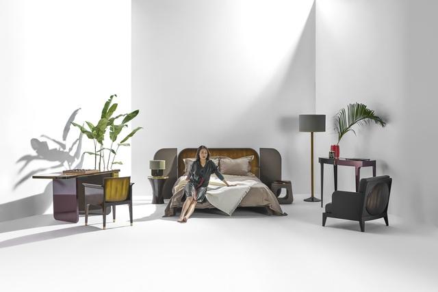 Hanoia chính thức ra mắt dòng sản phẩm nội thất sơn mài - Ảnh 3.
