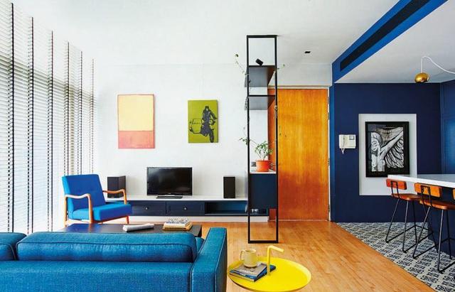 Gam màu của năm 2020 ứng dụng vào nội thất như thế nào? - Ảnh 1.