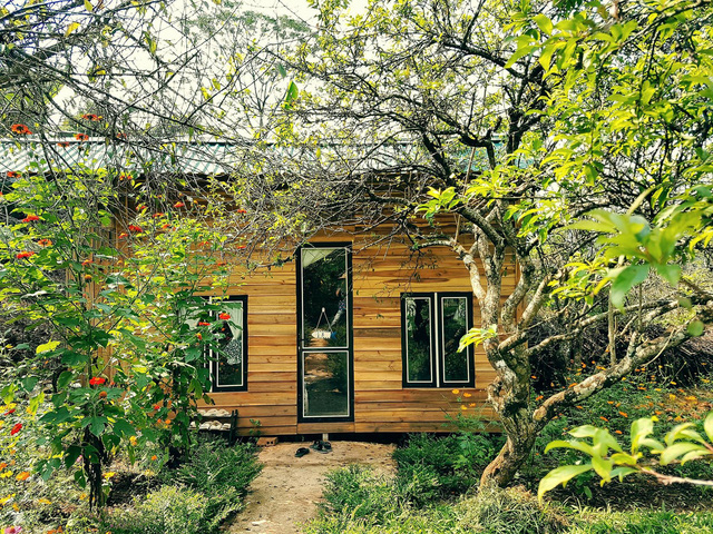 5 homestay đẹp để bạn check-in Mộc Châu - Ảnh 4.