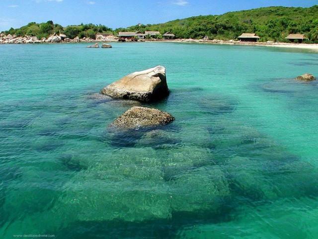 Whale Island Resort: ngôi nhà quê giữa vịnh Vân Phong - Ảnh 2.