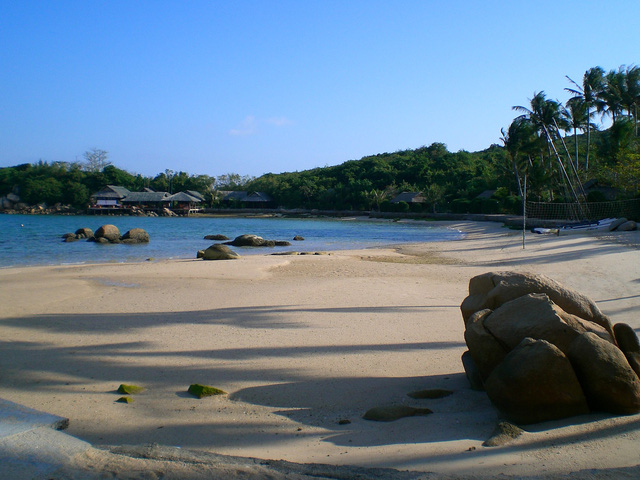 Whale Island Resort: ngôi nhà quê giữa vịnh Vân Phong - Ảnh 4.