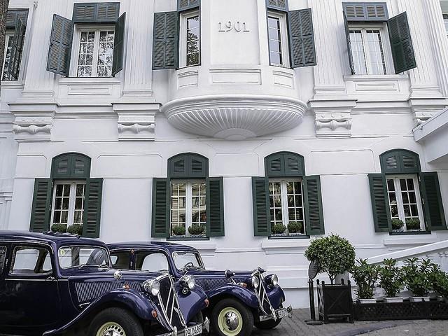 Cận cảnh khách sạn Sofitel Legend Metropole Hà Nội trước giờ G - Ảnh 1.