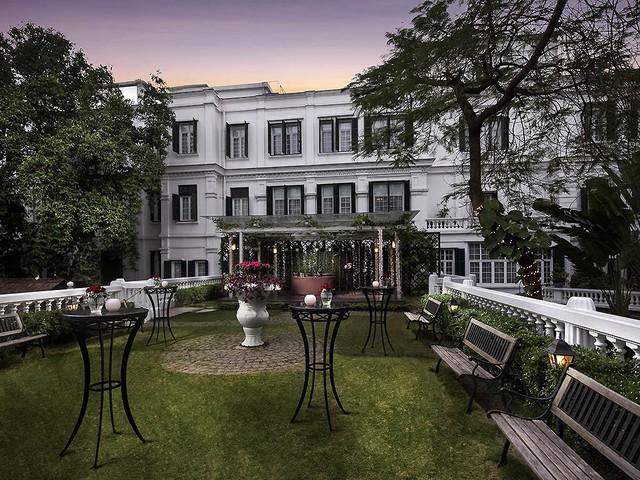 Cận cảnh khách sạn Sofitel Legend Metropole Hà Nội trước giờ G - Ảnh 15.