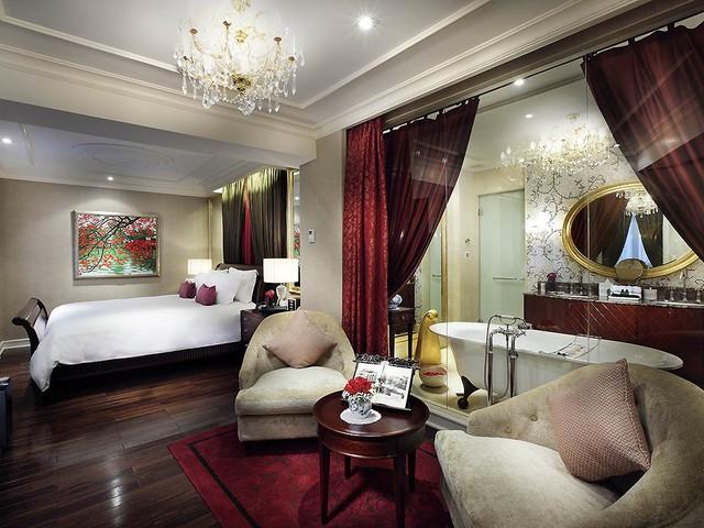 Cận cảnh khách sạn Sofitel Legend Metropole Hà Nội trước giờ G - Ảnh 6.