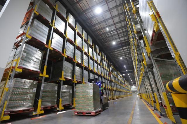 Nestlé Việt Nam khánh thành Trung tâm phân phối mới - Ảnh 2.