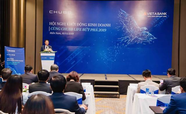 Hội nghị kinh doanh 2019 của VietABank và Chubb Life Việt Nam - Ảnh 1.