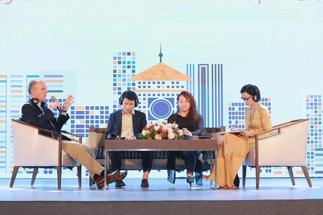 """AkzoNobel tổ chức thành công Hội thảo """"Bảo tồn di sản đô thị - Chìa khóa phát triển bền vững"""" - Ảnh 4."""