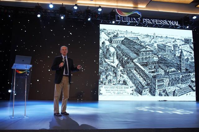 """AkzoNobel tổ chức thành công Hội thảo """"Bảo tồn di sản đô thị - Chìa khóa phát triển bền vững"""" - Ảnh 1."""