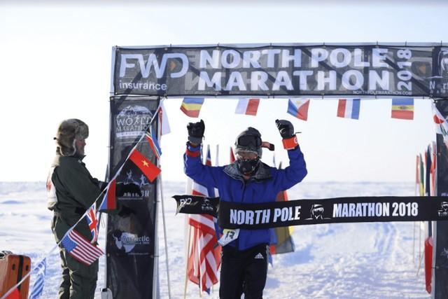 Bảo hiểm FWD chọn Nhiên Everest đại diện Việt Nam tại Marathon Bắc Cực 2019 - Ảnh 2.