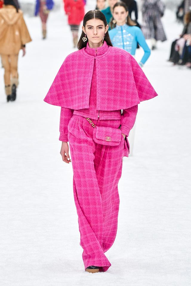 BST Thu - Đông 2019 của Chanel: lời tạm biệt tuyệt đẹp của Karl Lagerfeld - Ảnh 19.