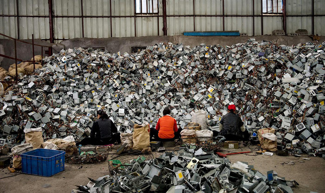 Rác thải điện tử và những nguy hại cho môi trường - Ảnh 3.