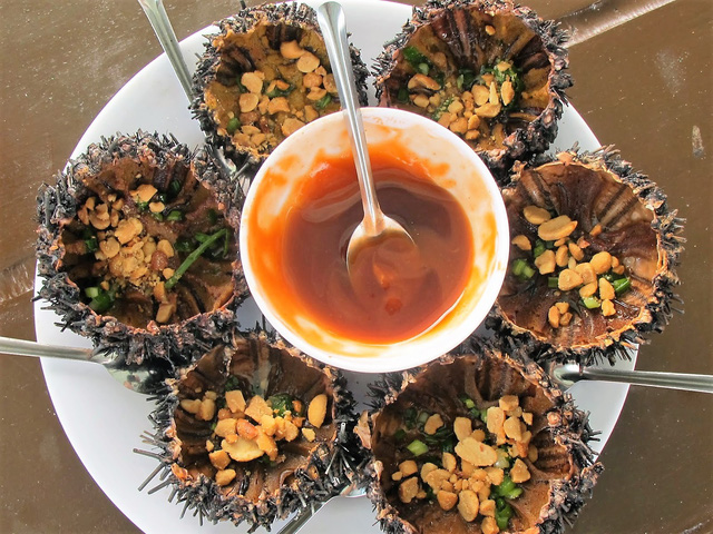 Nhum – món ngon khó cưỡng của biển miền Trung - Ảnh 5.
