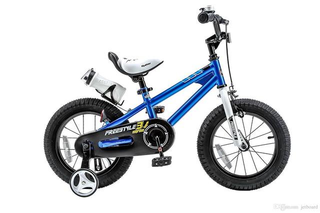 Lưu ý khi chọn mua xe đạp trẻ em - Ảnh 1.
