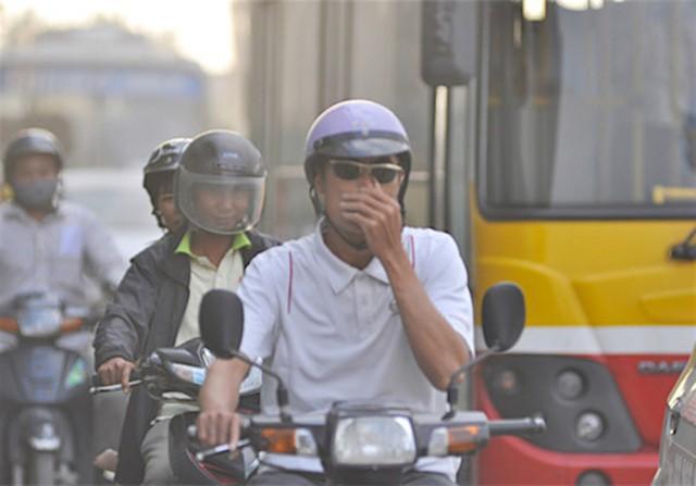 Ô nhiễm không khí: làm gì để bảo vệ hệ hô hấp? - Ảnh 1.