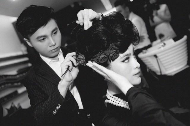 Nhà tạo mẫu tóc John Phan vinh dự được mời tham gia Đại hội Doanh nhân trẻ Bà Rịa - Vũng Tàu - Ảnh 5.