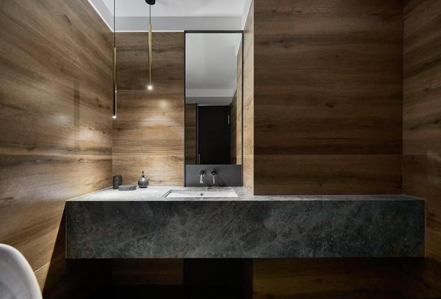 Sự kết hợp giữa cổ điển và hiện đại trong căn hộ 2 phòng ngủ - Ảnh 6.