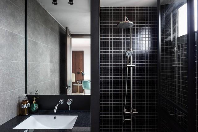 Sự kết hợp giữa cổ điển và hiện đại trong căn hộ 2 phòng ngủ - Ảnh 9.