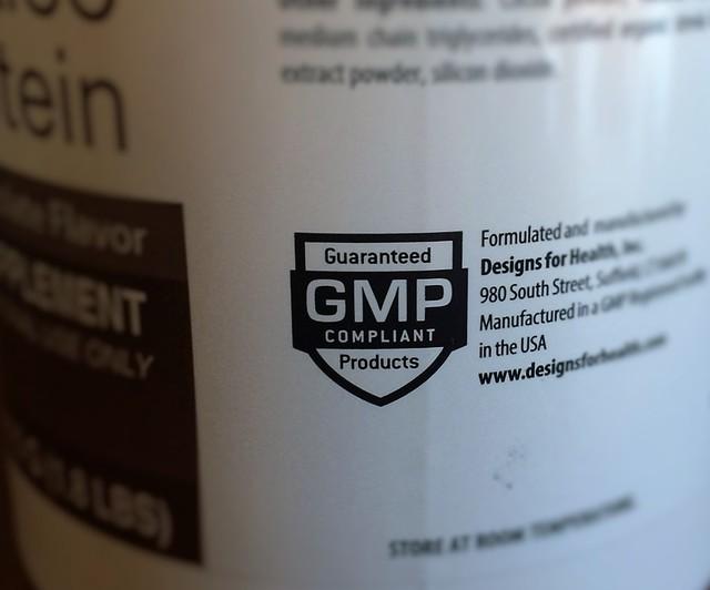 Nhập khẩu thực phẩm bảo vệ sức khỏe phải có chứng nhận GMP - Ảnh 1.