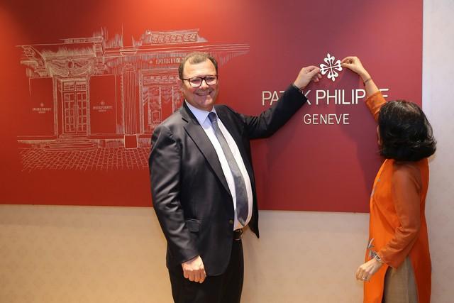 Patek Philippe chính thức khai trương boutique đầu tiên tại Việt Nam - Ảnh 5.