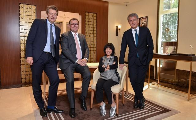 Patek Philippe chính thức khai trương boutique đầu tiên tại Việt Nam - Ảnh 3.
