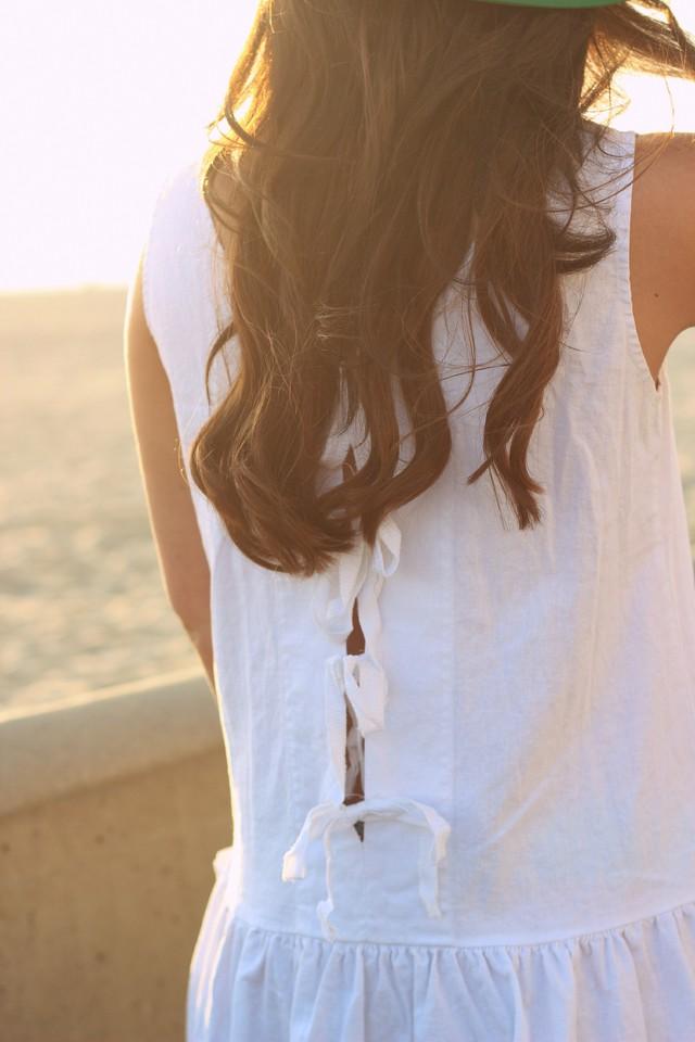 Trang phục linen cho ngày hè mát rượi - Ảnh 11.
