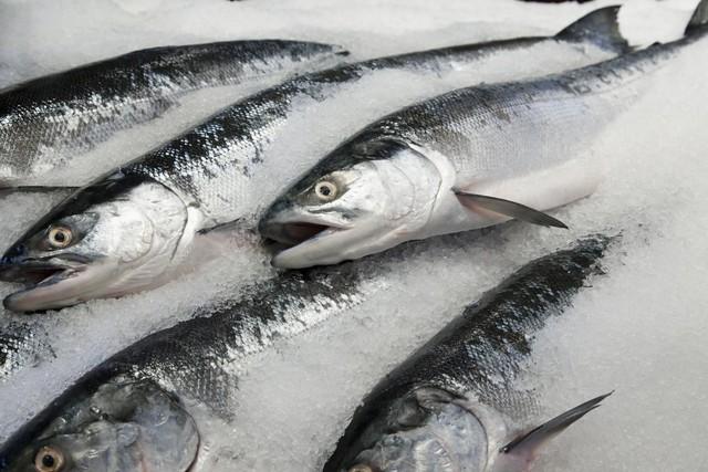 Chọn mua cá biển ngon và an toàn - Ảnh 3.