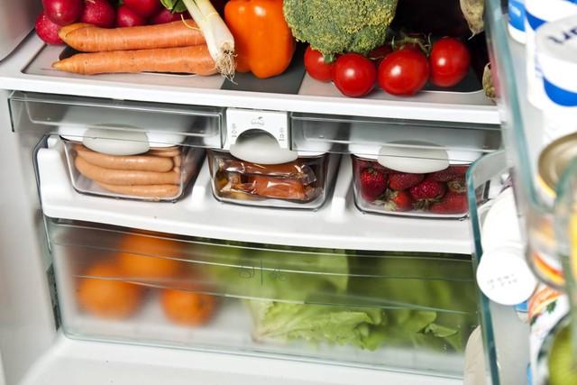 Đề phòng nhiễm khuẩn chéo trong tủ lạnh - Ảnh 2.