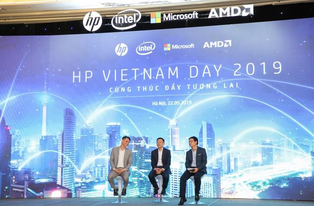 HP nỗ lực cùng Việt Nam nắm bắt làn sóng công nghiệp 4.0 - Ảnh 1.
