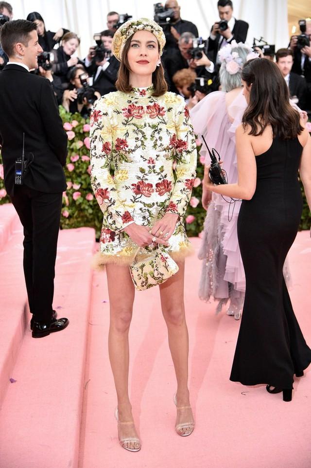 Met Gala 2019: những bộ trang phục trào phúng nhất trên thảm đỏ - Ảnh 1.