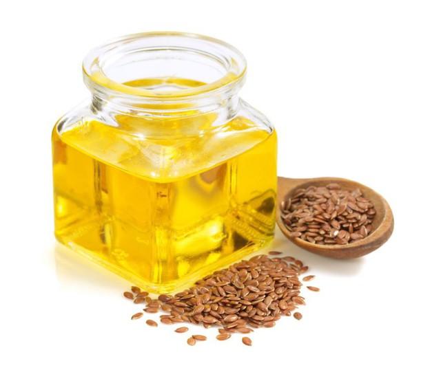 Ngừa ung thư với dầu hạt lanh - Ảnh 1.