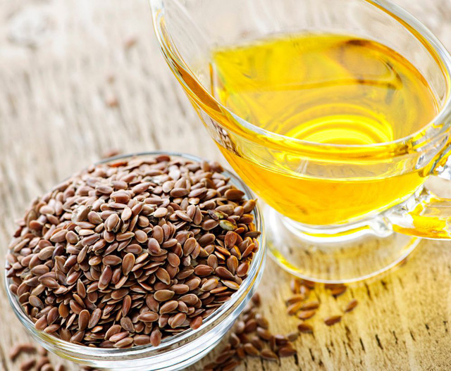 Ngừa ung thư với dầu hạt lanh - Ảnh 2.