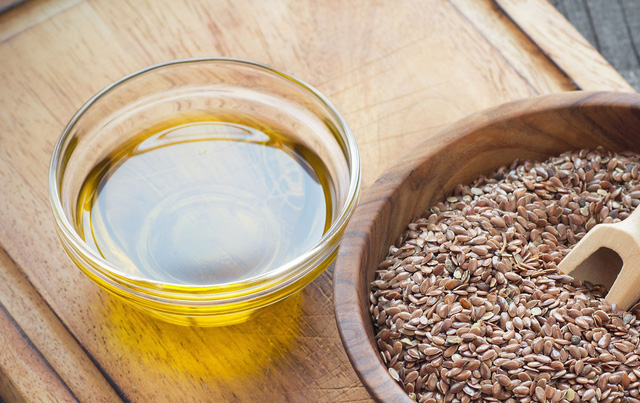 Ngừa ung thư với dầu hạt lanh - Ảnh 3.