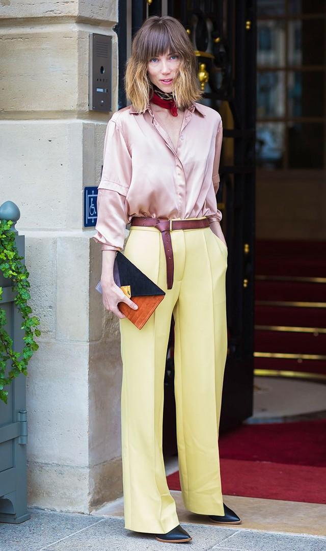 Vải lụa: chất liệu mát rượi của mùa hè - Ảnh 14.