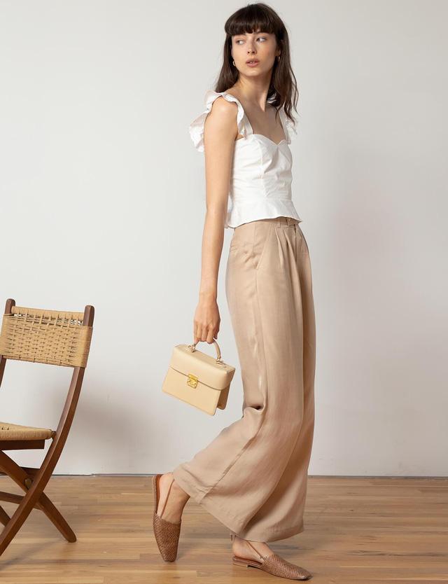 Vải lụa: chất liệu mát rượi của mùa hè - Ảnh 10.