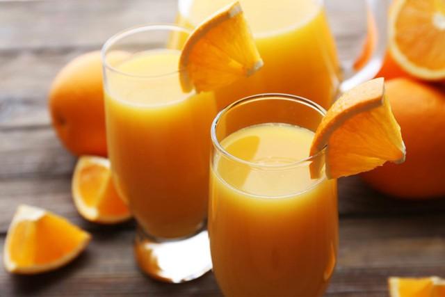 Lợi ích sức khỏe của nước cam - Ảnh 2.
