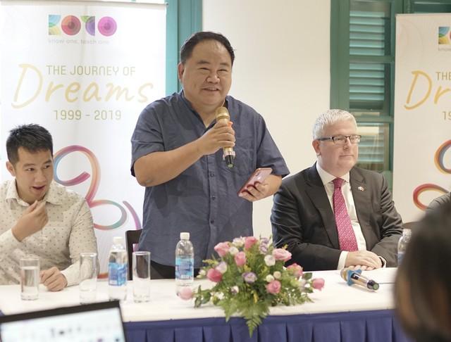 Doanh nghiệp xã hội KOTO kỷ niệm 20 năm thành lập - Ảnh 1.