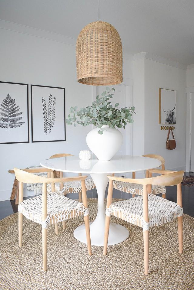 Cải tạo một phòng ăn cho phù hợp với mùa hè - Ảnh 10.