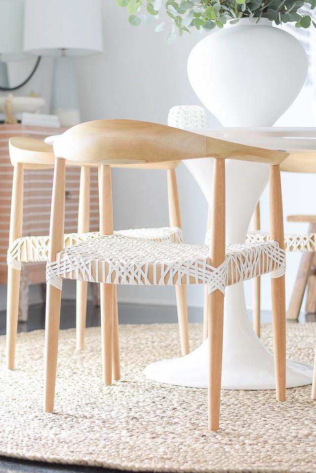 Cải tạo một phòng ăn cho phù hợp với mùa hè - Ảnh 8.