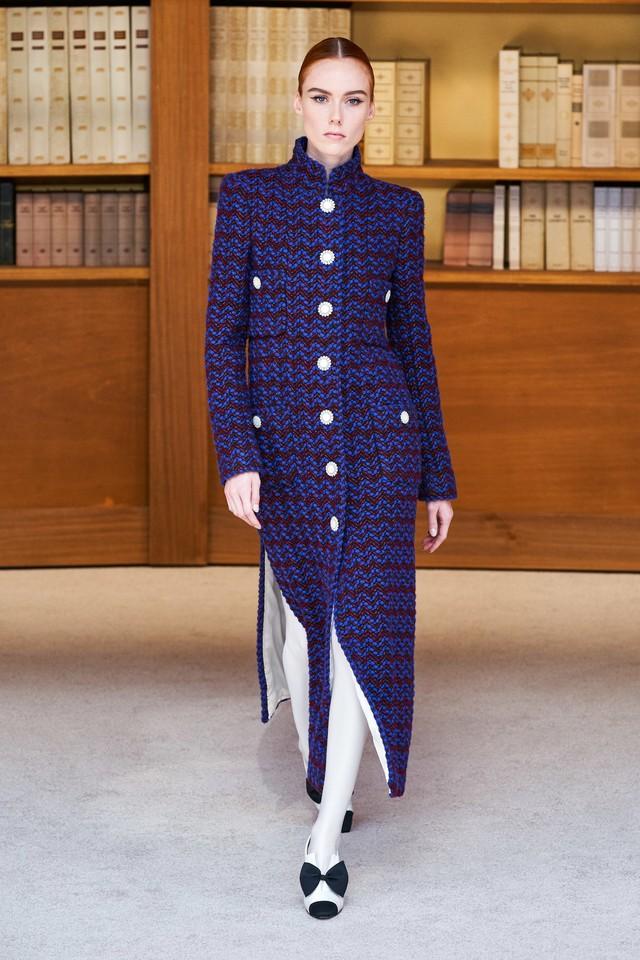 BST Haute Couture Thu – Đông 2019 của Chanel: cổ điển và tinh tế - Ảnh 1.