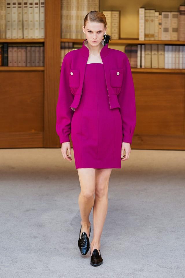 BST Haute Couture Thu – Đông 2019 của Chanel: cổ điển và tinh tế - Ảnh 5.