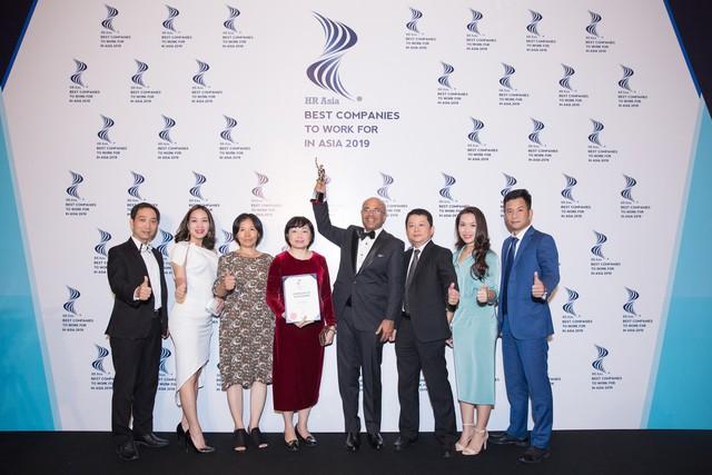 BIDV MetLife là một trong những công ty có môi trường làm việc tốt nhất Châu Á - Ảnh 2.