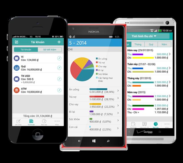 5 ứng dụng miễn phí giúp quản lý chi tiêu - Ảnh 5.