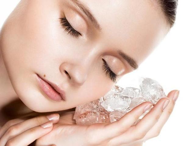 6 lợi ích của đá viên cho da mặt - Ảnh 2.