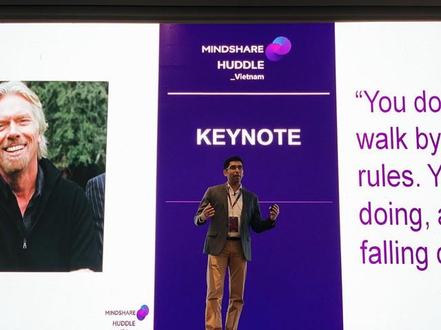 Mindshare Huddle mang đến cái nhìn toàn cảnh về tương lai của truyền thông kỹ thuật số - Ảnh 1.