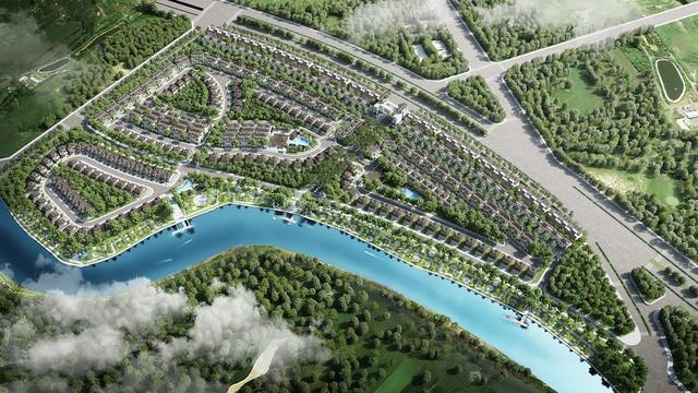 Dự án đô thị thông minh sắp xuất hiện tại Nhà Bè - Ảnh 1.